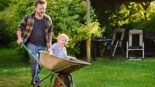 庭のお手入れを楽にする方法とは?手入れ方法を見直して家事の負担を軽くしよう。